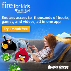 Free Month of Fire for Kids Unlimited!