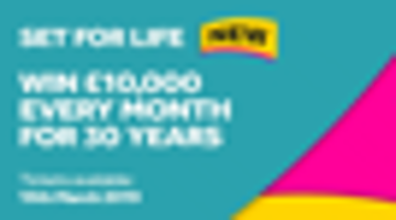 National Lottery Set for Life: All You Need To Know