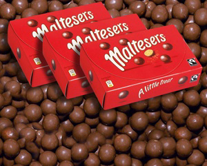 It's Friday So Grab Some Free Maltesers!