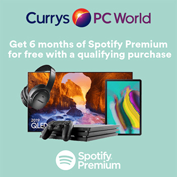 Get 6 months of Spotify premium