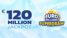 EuroMillions Superdraw Offers Over £100 million