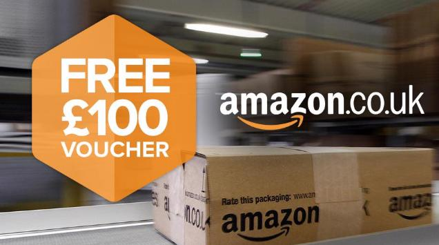 AMAZON MYSTERY SHOPPER'S WANTED - WIN £100 VOUCHER