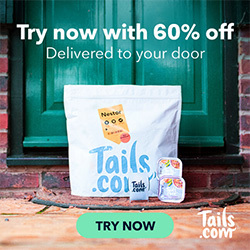 Tails.com - 60% off your first box