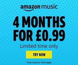 This Prime Day, Prime members get 4 months of Amazon Music Unlimited for £0.99.