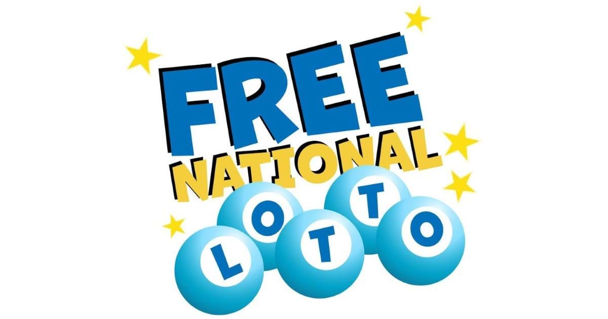 Win £2500+ Free Lottery Prize Draws | Free National Lotto